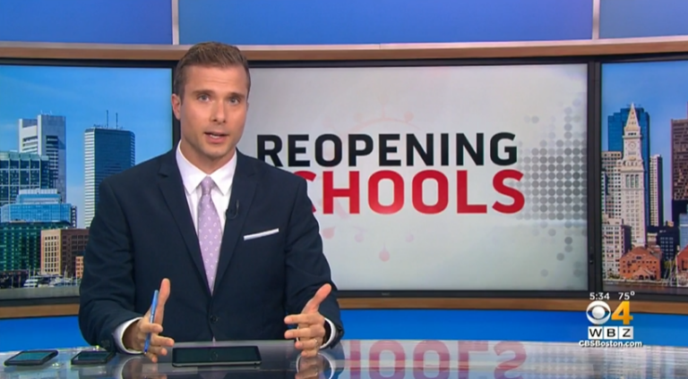 CBS Boston –  Teachers Push Back Against State's Early Guidance For Reopening, Brace For Layoffs