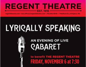 Bisantz heads up fundraiser for Regent Theatre