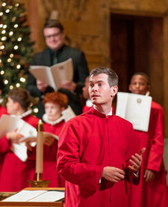Saint Paul's Choir School to debut Christmas concert film