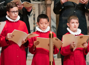 St. Paul's Choir School Plans Virtual 'Starry Night' Christmas Concert
