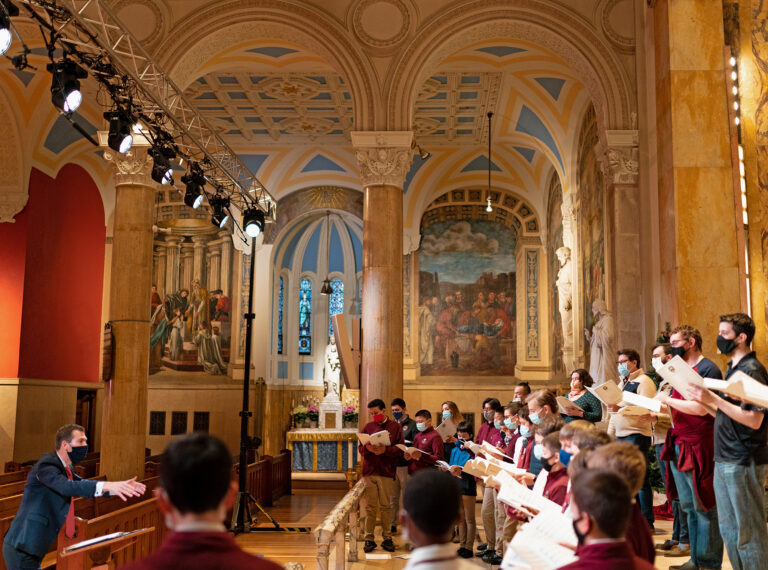 Van Gogh masterpiece-themed concert features The Choir of Men and Boys at St. Paul's in film premiere