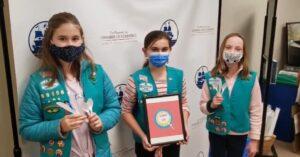 'Always Ask' by Girl Scout Troop 69156 seeks to reduce plastic use
