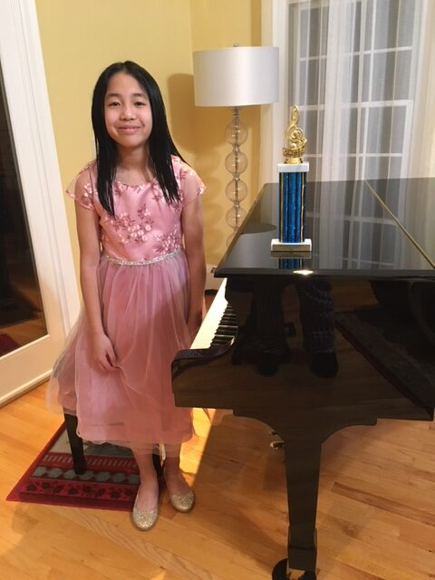 SSC students receive awards from HuiMin Wang Youth Concerto Competition