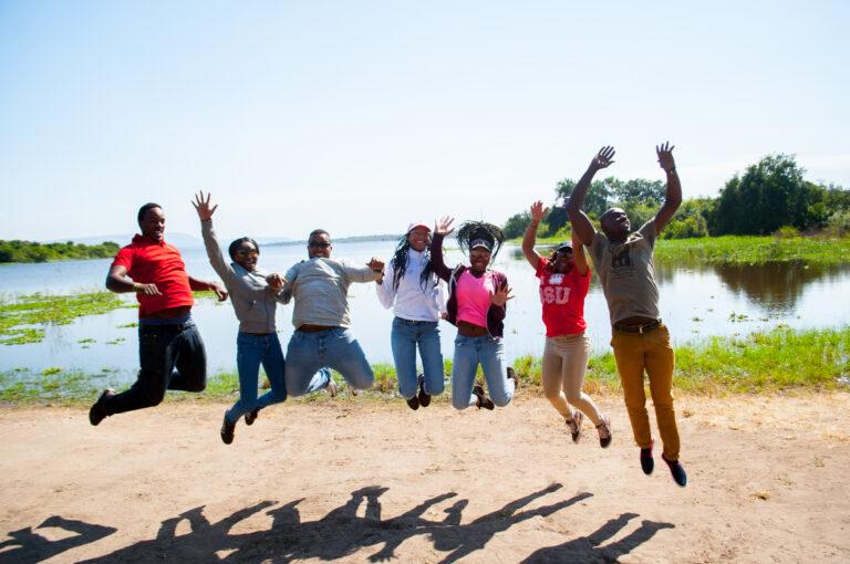Month-Long Walk Around the World to Benefit The Kerry Jon Walker Fund